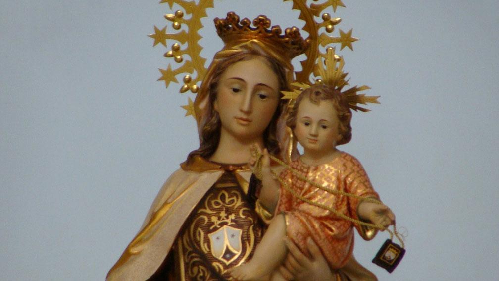 Oração a Nossa Senhora do Carmo