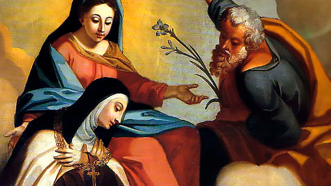 """A última carta de Santa Teresa de Jesus"": O Conhecimento de Si"