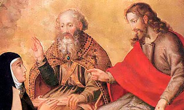 """""""A última carta de Santa Teresa de Jesus"""": Tratar de Amizade com Jesus"""