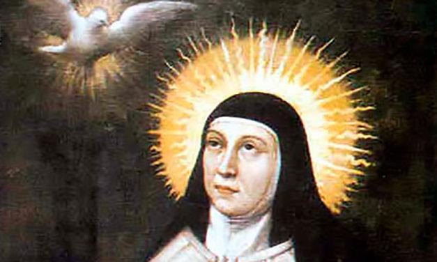 """""""A última carta de Santa Teresa de Jesus"""": As distracções da Oração"""