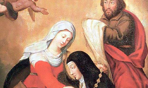 """""""A última carta de Santa Teresa de Jesus"""": União de Vontades"""