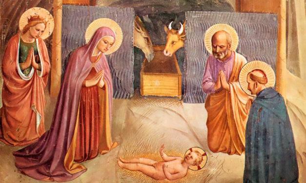 Natal, a festa da Epifania de Deusà nossa vida