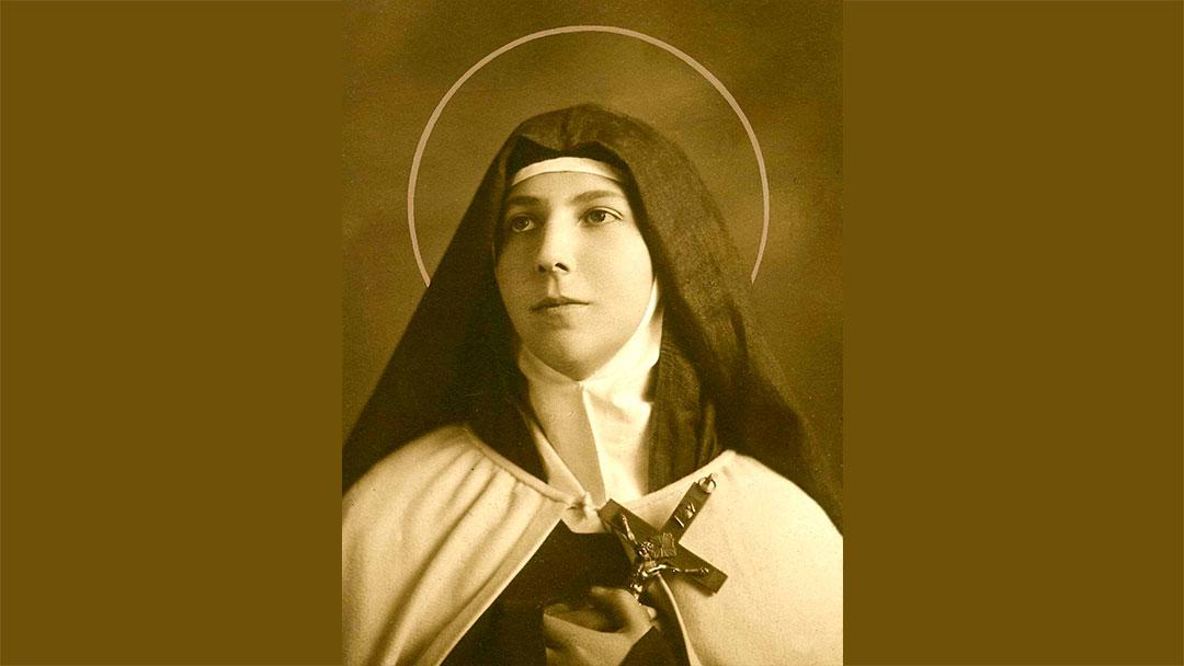 Teresa dos Andes: Deus é Amor e Alegria, Ele é a nossa plenitude